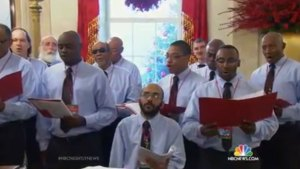 Homeless Men's Choir Goes From Streets of Atlanta to WH