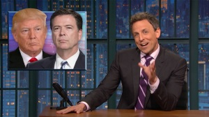 'Late Night': A Look at the GOP's Reaction to Comey's Memo