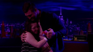 'Tonight': Tim Tebow Surprises Fan With 'Prom' Dance