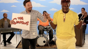 'Tonight': Lil Yachty Raps About 59 'Simpsons' Characters