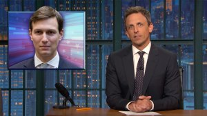 'Late Night': A Look at Kushner's Statement on Russia Ties