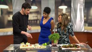 Spring Cooking With Sam Talbot
