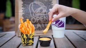 Taco Bell Will Launch Nacho Fries in Bid to Win Dollar Menu