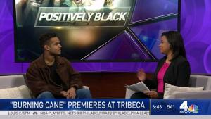Positively Black: Teen Directs Movie Premiering at Tribeca Film Festival