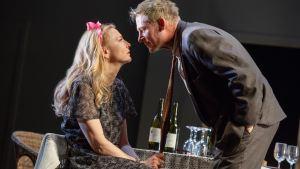 'The Present,' or, Cate Blanchett's Explosive Birthday Bash