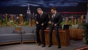 'Tonight': John Travolta Performs Iconic 'Grease' Dance