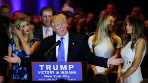 Trump's Open Path Causes Agony for Some in GOP