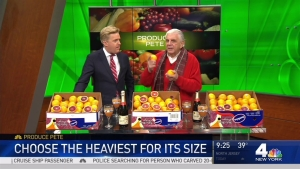Produce Pete: Holiday Cheer with Blood Oranges