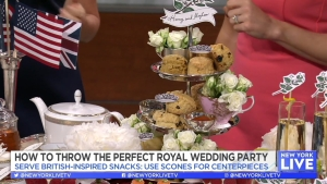 Throwing The Perfect Royal Wedding Viewing Party