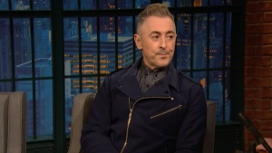 'Late Night': Alan Cumming Talks About 'Instinct'