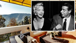 Marilyn Monroe and Joe DiMaggio's Honeymoon Home