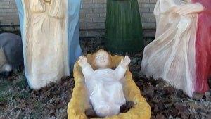 Texas Nativity Scene Yields $50K Check Under Jesus Figure