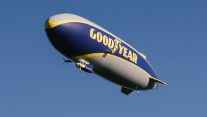 For the 1st Time Ever, You Can Stay Overnight in the Goodyear Blimp