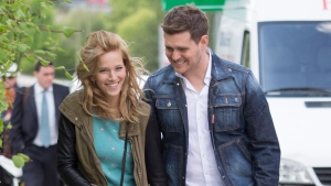 Michael Bublé and Wife Expecting Baby No. 2