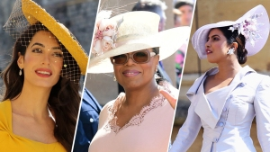 Looking Back At the Royal Wedding's Best Fashion