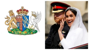 Meghan Markle's New Coat of Arms Is Revealed
