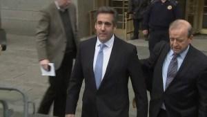 Michael Cohen Pleads Guilty