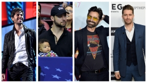 Happy First Time's Father's Day: Celeb Dads Set for Holiday