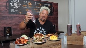 Guy Fieri's Popular Times Square Restaurant Closes for Good