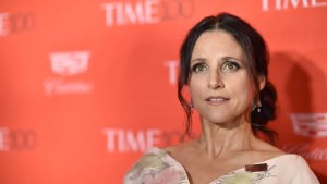 Julia Louis-Dreyfus Completes Second Round of Chemotherapy