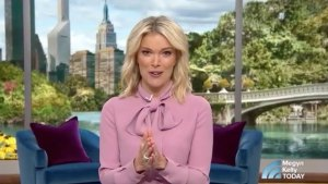 Kelly Launches New Show, Saying She's Done With Politics