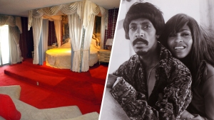 Retro LA Home Once Owned by Ike and Tina Turner for Sale