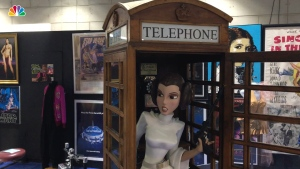 Unique Debbie Reynolds, Carrie Fisher Items on Display at Comic-Con
