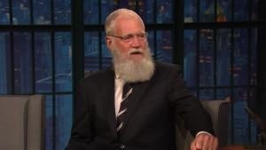 'Late Night': Letterman Ordered Food as Wife Was in Labor