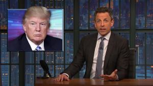 'Late Night': A Closer Look at Trump's 'Not Happy' Comments