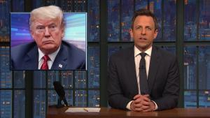 'Late Night': A Closer Look at Trump, Final Mueller Report