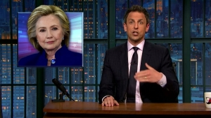 'Late Night': A Look at Clinton's Emails