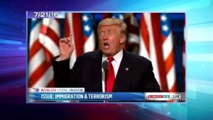 'Late Night': Trump's Acceptance Speech