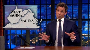 'Late Night': A Closer Look at The Trump Tape and Debate Fallout