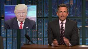 'Late Night': A Closer Look at Trump's Press Comments