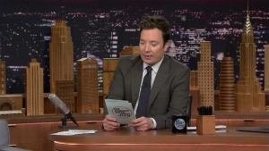 'Tonight Show': #ResolutionFail Hashtags