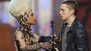 Stranger Than Fiction: Nicki Minaj Says She's Dating Eminem