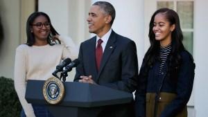 Obama Pardons National Thanksgiving Turkey