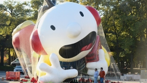 Where to Watch the Macy's Balloon Blow-up Thanksgiving Eve