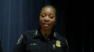 U. Renee Hall Named Dallas Police Chief