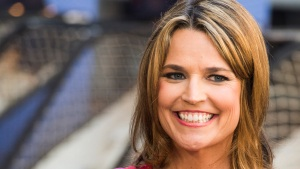 Savannah Guthrie Returns to the 'Today' Show
