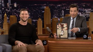 'Tonight': Tim Tebow Reviews Bad Fan Tattoos