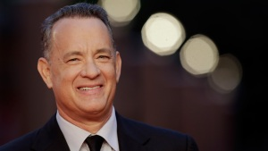 Not Quitting His Day Job: Hanks' Debut Book Due in October