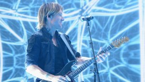 Keith Urban Leads Academy of Country Music Nominations