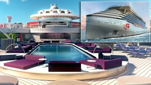 Virgin's 18+ Cruise Ship Sets Sail in 2020