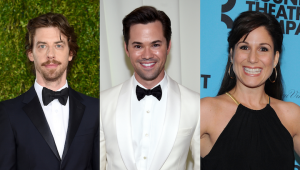 'Falsettos' Returns with A-List Broadway Cast