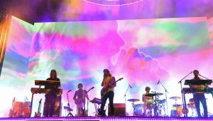Coachella Day 2 With Kenny G, CHON, Hippos and More