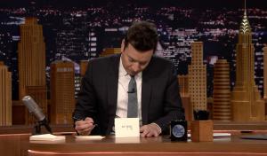 'Tonight' Thank You Notes: Steve Bannon Leaving Breitbart