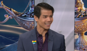 Catching Up With Aladdin's Telly Leung