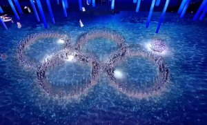 WATCH: Sochi Pokes Fun at Closing Ceremony