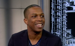 Leslie Odom Jr. Talks New Album